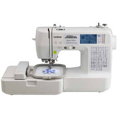 LB6800PRW - Project Runway Computerized Embroidery and Sewing Machine