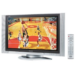 TH-37PD25U/P 37` Plasma TV with Built-In ATSC/QAM/NTSC Tuners and CableCard Slot