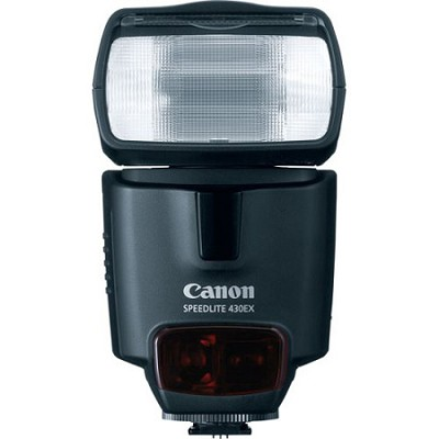 430EX EOS Speedlite Flash CANON AUTHORIZED USA DEALER WARRANTY INCLUDED