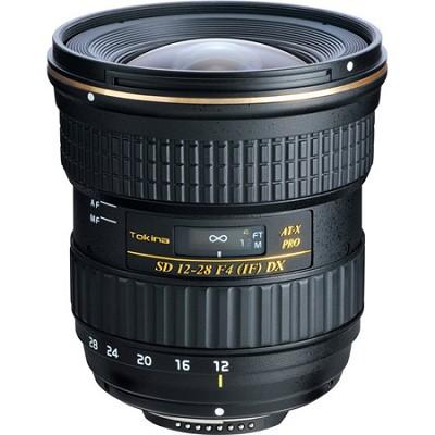 12-28mm f/4.0 DX AT-X Pro APS-C Lens for Nikon