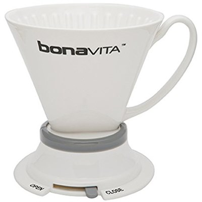 Wide Base Porcelain Immersion Dripper (BV4000IDV2)