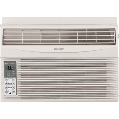 AFS60RX 6,000 BTU 115-Volt Window-Mounted Air Conditioner with Rest Easy Remote