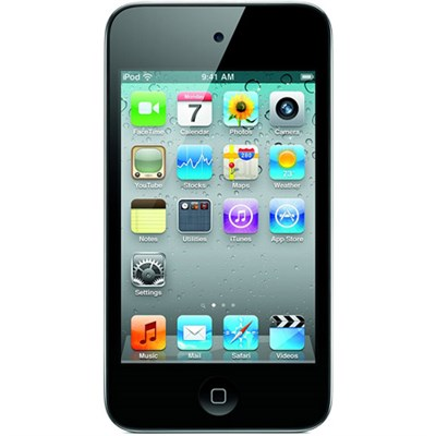 iPod touch 16GB Black (4th Generation) Refurbished