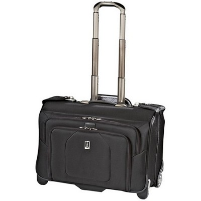 Crew 9 Carry-on 22` Rolling Garment Bag (Black) - 407124001