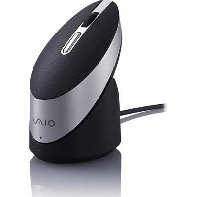 VAIO Rechargeable Bluetooth Wireless Laser Mouse