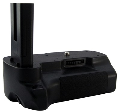 Vertical Battery Grip for Nikon D3000, D60, D40X, D40