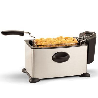 Bella 3.5L Deep Fryer in Stainless Steel - 13401
