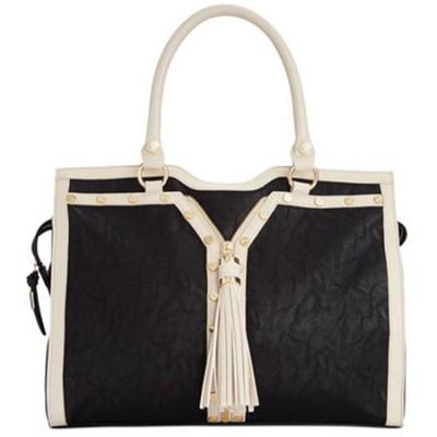 Handbags Patton Tote (Bone/Black)