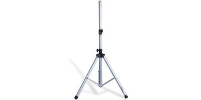 PTS31A Tripod Speaker Pole Mount (Silver)