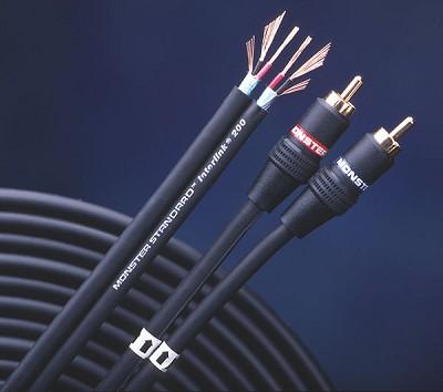 Interlink 200 Balanced Construction Audio Interconnect 1M (3.28 Ft.)