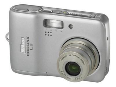 Coolpix L3 Digital Camera