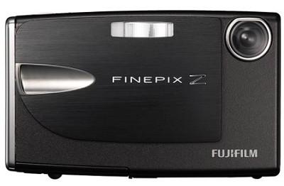 FINEPIX Z20fd 10MP Digital Camera (Jet Black)