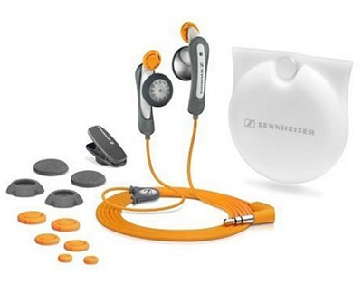 MX85 Sport Series II Earbuds Twist to Fit Stereo For Sports