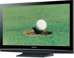 TH-42PX80U- 42` High-definition Plasma HDTV
