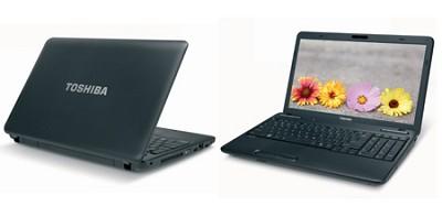 Satellite C655D-S5230 15.6 Inch Black Notebook