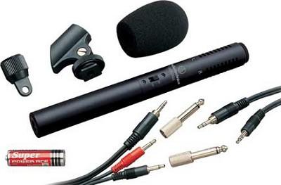 Stereo Condenser Video/Recording Microphone - ATR25 Refurbished ATR6250