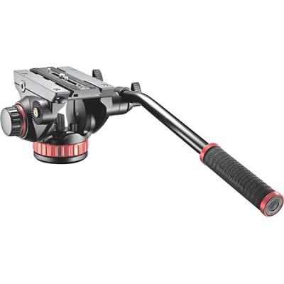 502HD Pro Fluid Video Head Flat Base - MVH502AH