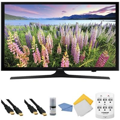 UN40J5000 - 40-Inch Full HD 1080p LED HDTV + Hookup Kit