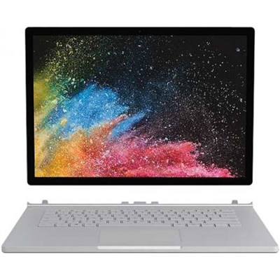 FUX-00001 Surface Book 2 15` Intel i7-8650U 16/512GB Convertible Touch Laptop