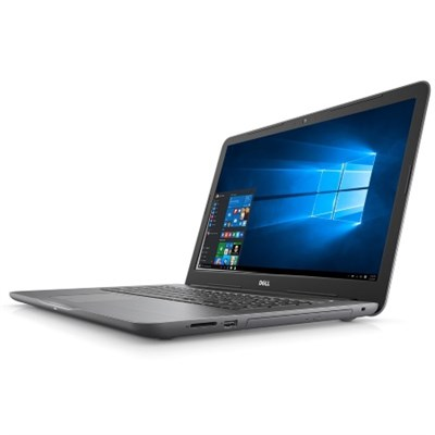 Inspiron i5767-0018GRY 17.3` FHD 7th Gen Intel Core i5 Laptop, Fog Gray