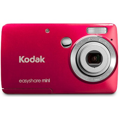 EasyShare Mini M200 10MP Red Compact Digital Camera