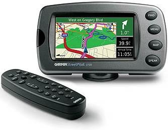 Street Pilot 2720 In-car Portable GPS Navigation Receiver