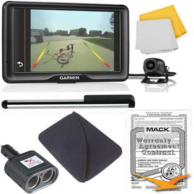 nuvi 2798LMT with Lifetime Maps, Traffic, and  Backup Camera Ultimate Bundle