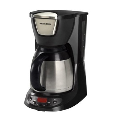 8-Cup Thermal Carafe Coffeemaker