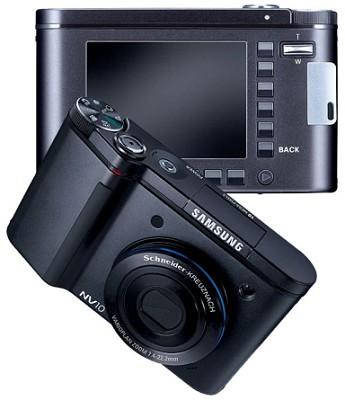 NV10 10MP Digital Camera