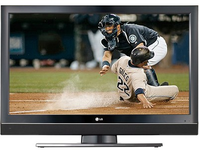 37LC7D - 37` High-definition LCD TV - OPEN BOX