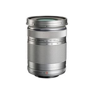 M. Zuiko 40-150mm f4.0-5.6 R Lens - Silver