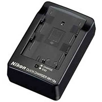 MH-18a Quick Charger for EN-EL3e and EN-EL3 Batteries - OPEN BOX