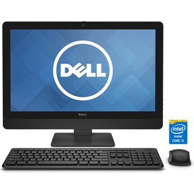 Inspiron 23 5000 5348 All-in-One Desktop - Intel Core i5 i5-4460S Processor