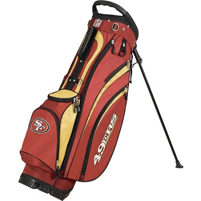 NFL San Francisco 49ers Golf Carry Bag