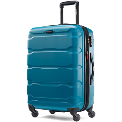Omni Hardside Luggage 24` Spinner - Caribbean Blue (68309-2479)