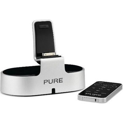 i-20 Digital Dock for iPod/iPhone with Hi-Fi Quality Audio and Video Output