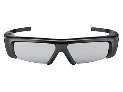 SSG-3100GB Basic 3D Active Shutter Glasses Battery Operated