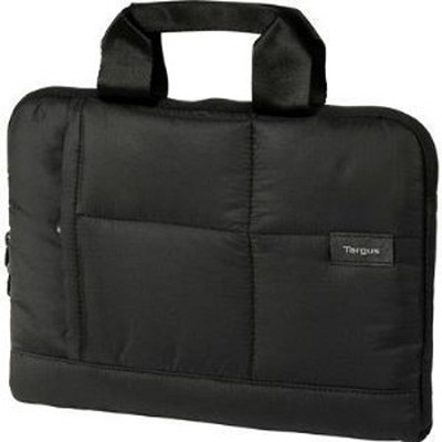 Crave Horizontal Netbook Case / iPad 1 and iPad 2 Case (Black)