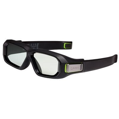 3D Vision 2 Wireless Glasses Extra Pair - 942-11431-0003-001