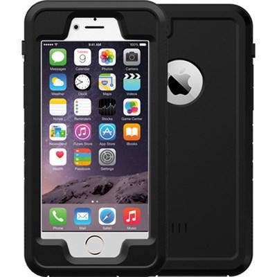 Black 4.7` Shock Resistant Waterproof Case for Apple iPhone 6/6S