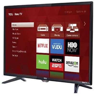 40` Class S-Series FHD LED Roku Smart TV (OPEN BOX)