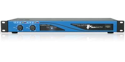 SLIMPRO-2100 TP Pro 1U Amplifier 2100 Watts (Blue)