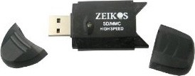 Hi-Speed SD USB 2.0 Card Reader