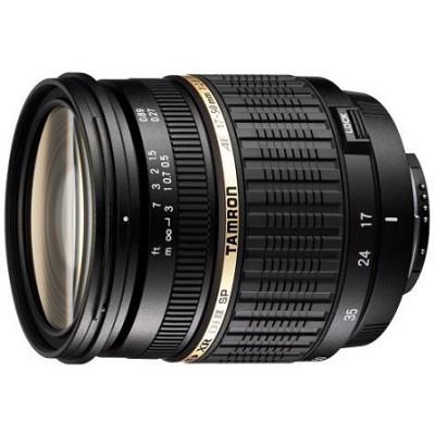 17-50mm f/2.8 XR Di-II LD [IF] SP AF Zoom, Nikon D40 (Built-in Motor) - OPEN BOX