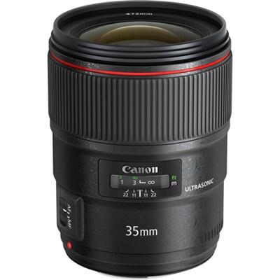 Wide Angle EF 35mm f/1.4L II USM Lens