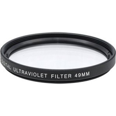 49mm Multicoated Protective UV Filter