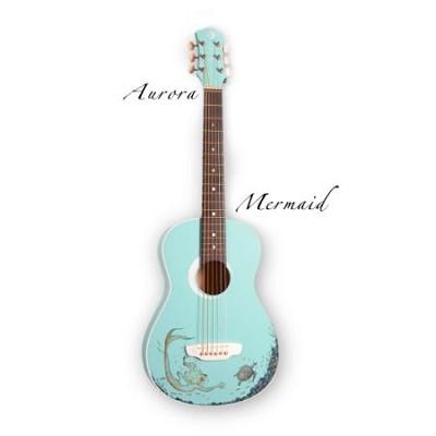AUR MPD2 AQS Aurora Petite Mermaid - Aqua w Bag
