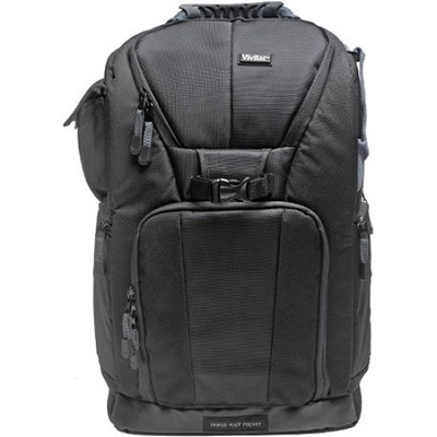 DKS-18 Photo/SLR/Laptop Sling Backpack (Black)