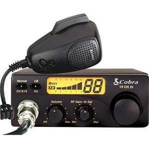 19 DX IV 40-Channel Compact CB Radio