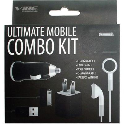Ultimate Mobile Combo Kit - Black
